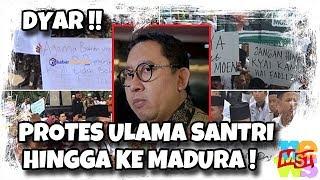 "Download Video Protes Ulama/Santri Meluas Hingga Madura, Fadli Zon Makin ""M(od)yar"", Prabowo Makin ""Te(rb)uakar""! MP3 3GP MP4"
