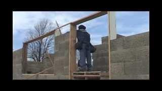 Durisol Insulated Concrete Forms (ICFs) - Ann Arbor, MI