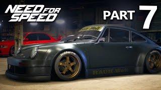 Need For Speed Gameplay Walkthrough Part 7 - NAKAI-SAN