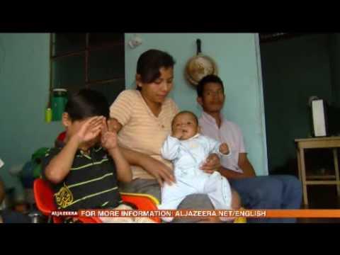 Guatemala women targeted by violent street gangs - 04 Aug 09