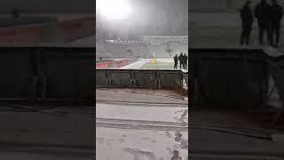 Zavejan stadion Partizana