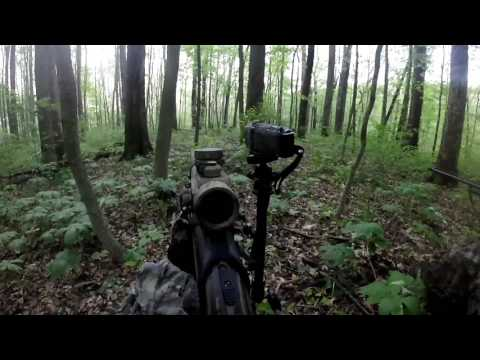 2017 Ohio Public Land Turkey Hunt - Erick Allen