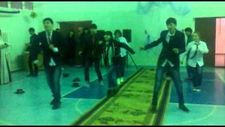 Новый год, Школа №3 Капшагай 11А класс.mp4