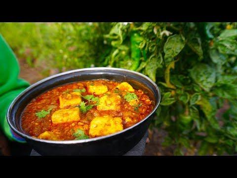 Best Paneer Butter Masala Recipe | Indian Village Cooking with Nikunj Vasoya