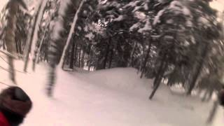 Backcountry Skiing Western NL.mov