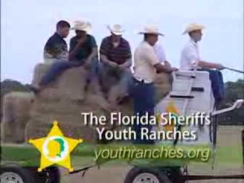 Florida Sheriffs Youth Ranches - Fundraising - 2013 PSA3