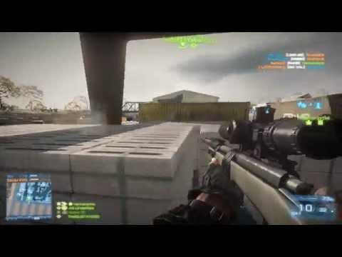 Battlefield 3 Montage Sniper m40