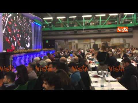 Sanremo, ovazione per Loredana Bertè in sala stampa