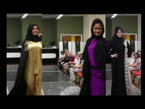 ABAYA fashion show 2017 Manchester UK