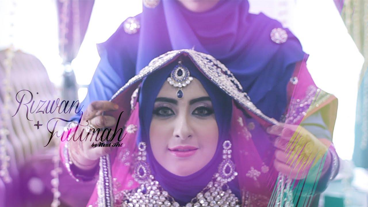 Indian Muslim Wedding Kuala Lumpur Malaysia Rizwan Fatimah