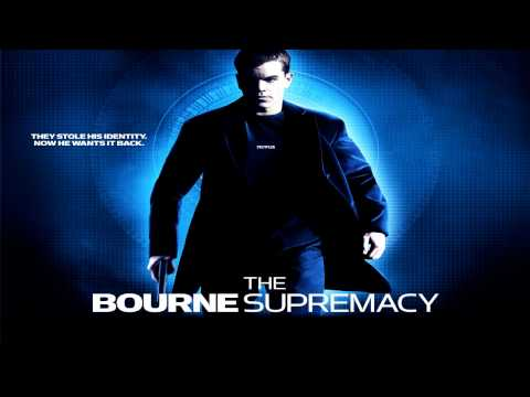 The Bourne Supremacy (2004) Berlin Foot Chase (Expanded Soundtrack OST)