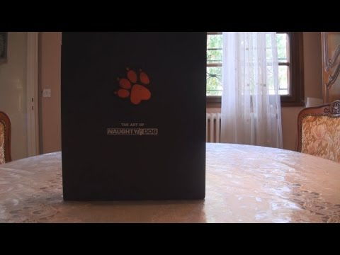 The Art of Naughty Dog - Limited Edition (Video Unboxing)