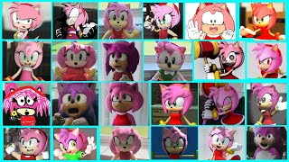 Download Mp3 Sonic The Hedgehog Movie - Amy X Uh Meow All Designs Compilation