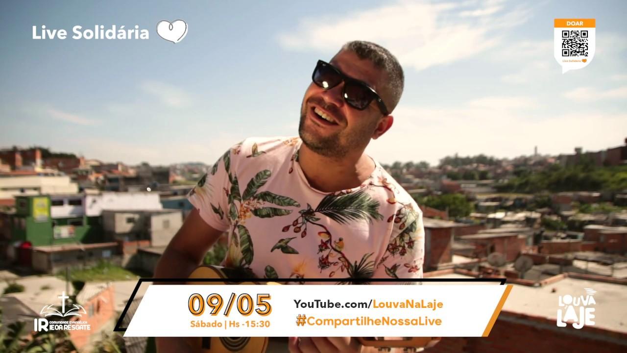 Vem pra Live do Louva !!! Sábado dia 09/05 as 15:30 aqui no nosso canal