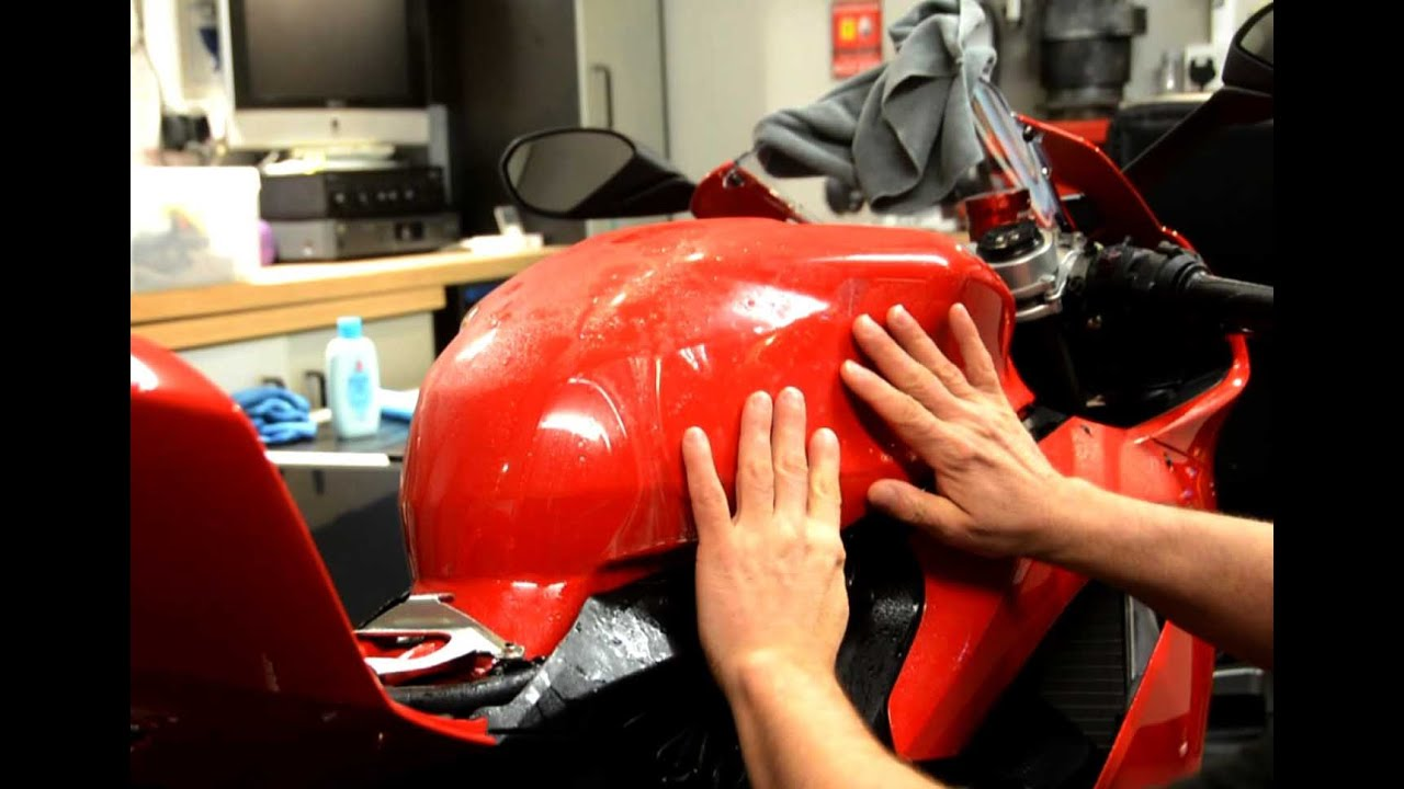 Ducati Paint Protection