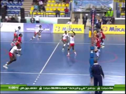Ahly of Egypt celebrating the victory of the Woman's African Club Championship