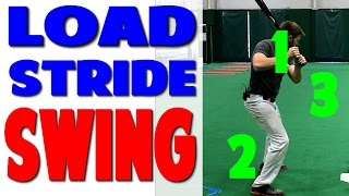 Perfect Swing Mechanics 3 Simple Steps | Baseball Hitting Drill (Pro Speed Baseball)