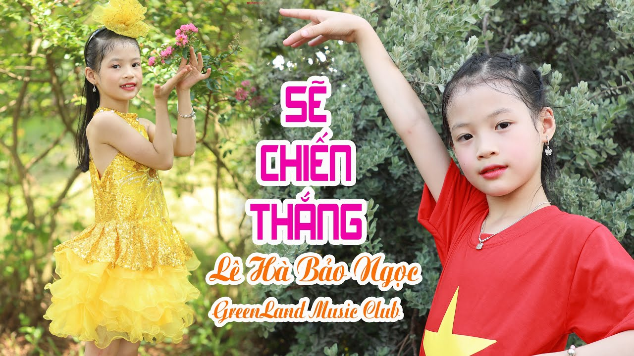 SẼ CHIẾN THẮNG _ Lê Hà Bảo Ngọc - GreenLand Music Club | Ước Mơ Hồng VTC