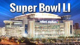 Is Houston ready for Super Bowl LI?