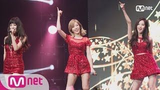 [KCON LA] Girls' Generation-TTS - INTRO+Twinkle 160809 EP.487ㅣ KCON 2016 LA×M COUNTDOWN