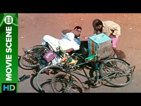 Ice Cream Truck meets with an accident | Movie Scene | Mayandi Kudumbathar