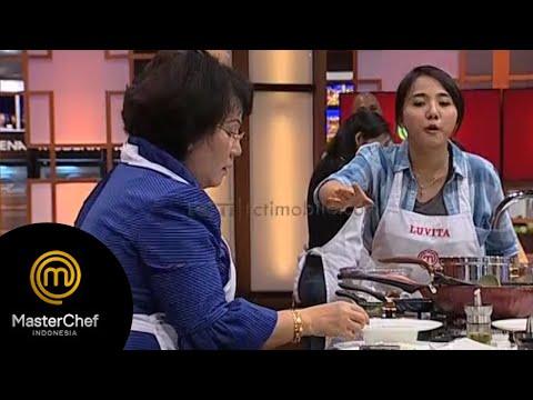 Keseruan keluarga kontestan masak [Master Chef Indonesia Session 4] [22 Agustus 2015]