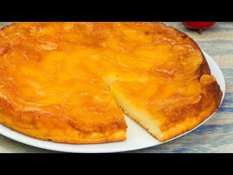 une-recette-rapide-et-facile---gâteau-fait-maison-au-fromage-et-aux-pommes.-│-savoureux.tv