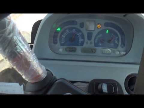 New Holland T7060 - Victoria top control (stara) - Estância Kachanga - PY