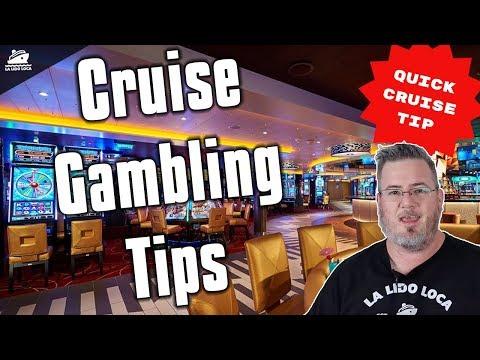 CRUISE SHIP CASINO - Cruise Gambling Tips