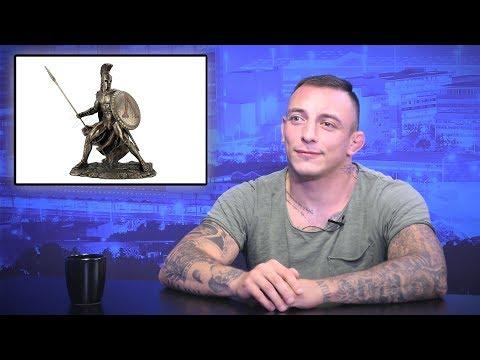 BALKAN INFO: Dušan Džakić – Ne može svako da razume filozofiju ratnika!