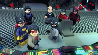 LEGO DC: Batman - Family Matters Coming 8/6/19 To Blu-ray/DVD/Digital
