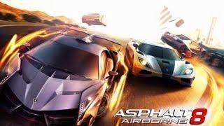 полный обзор игры asphalt 8: airborne