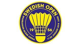 Qualifications - 2019 RSL Swedish Open (Court 1)