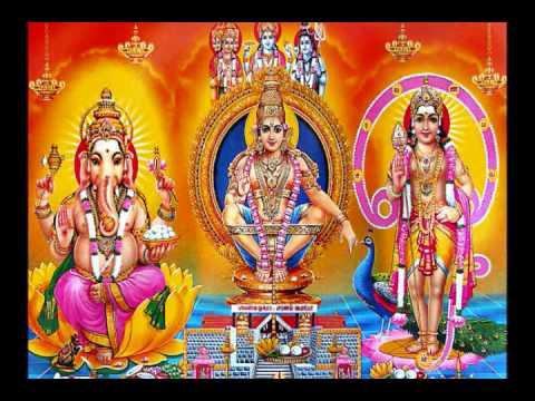 Lord Ayyappa Devotional Song Villaali Veeranaam