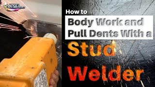 How To Body Work And Pull Dents With A Stud Welder