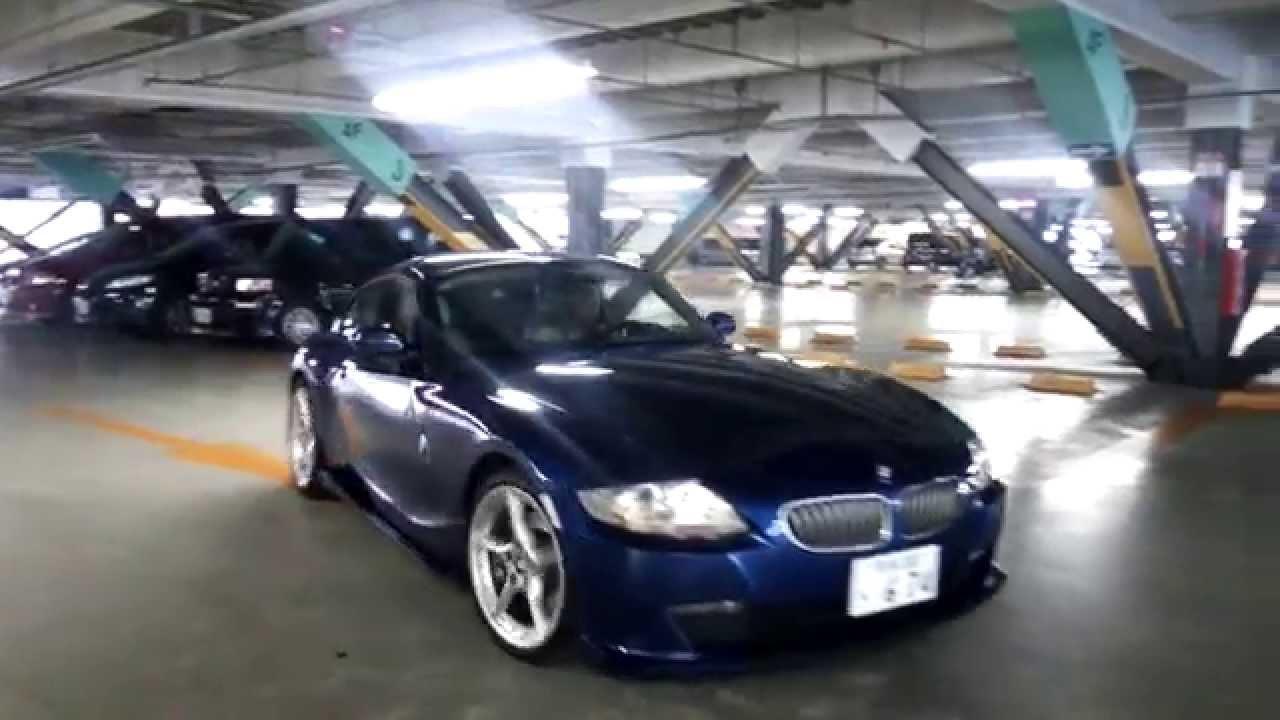 Z4 E86 Custom Exhaust Youtube