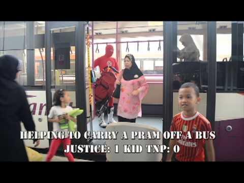 Justice vs Kid TNP