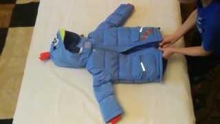 Детский зимний костюм на морозы до - 30.Интернет магазин Зайчата(, 2015-06-28T01:17:37.000Z)
