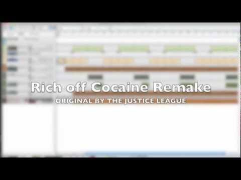 Rubbabandbeatmakers.com Rich Off Cocaine - REMAKE