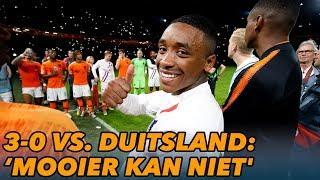 Bergwijn over debuut: 'Tegen Duitsland 3-0 winnen, - VOETBAL INSIDE