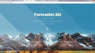 FORECASTER - Prevedere l'andamento di valute, indici e materie prime