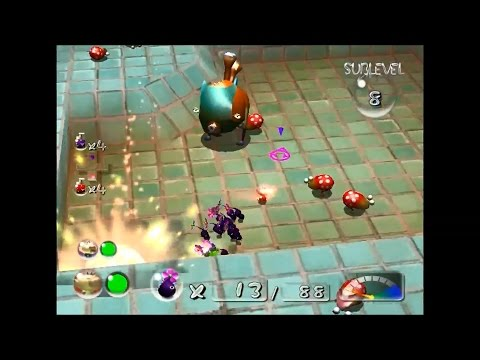 Pikmin 2 - Cavern of Chaos (No Deaths)