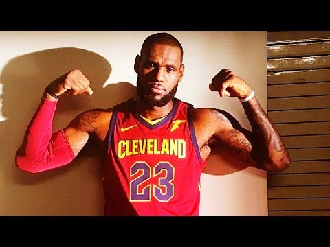 LeBron James 2017 mix - Glorious (Macklemore ft Skylar Grey) ᴴᴰ