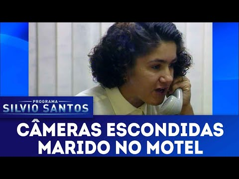Marido no Motel   Câmeras Escondidas (30/12/18)