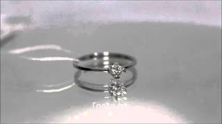 Кольцо для помолвки z7343182(Кольцо из белого золота с бриллиантом в оправе с сердечками можно приобрести в интернет-магазине золотых..., 2015-12-23T16:44:00.000Z)