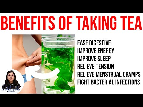 Science Based Benefits of Taking Tea Daily   Dr. Deepa Agarwal   Is Peppermint Tea Good for You.?