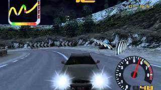Test Drive 2002 (PC) - Gameplay