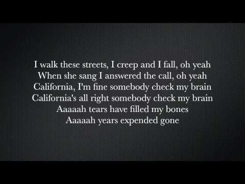 Alice In Chains - Check My Brain - Lyrics