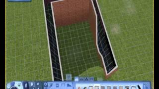урок Создание гаража в The Sims 3