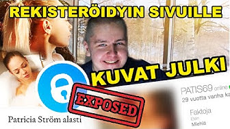 Patricia Ström ALASTONKUVAT EXPOSED! 🔥